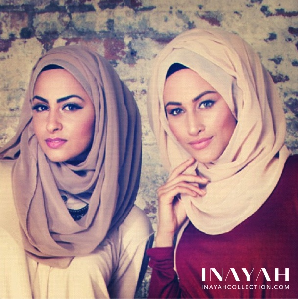 Elegant & sophisticated Hijabs that drape beautifully, available in a range of lovely colours!