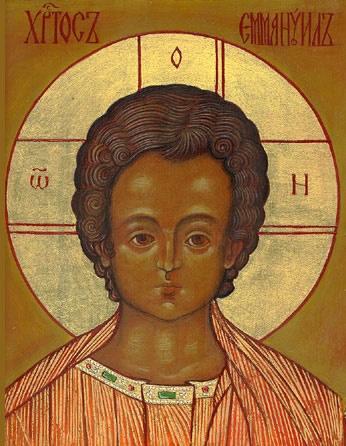 Christ Emmanuel Icon