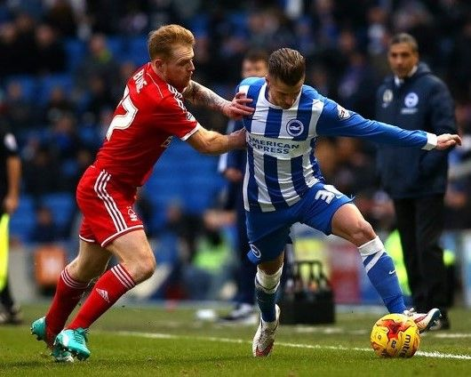 Brighton v Nottingham Forest - Betting Preview! #Championship #Football #Betting #Tips