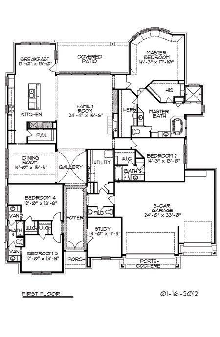 Trendmaker Homes   New Home Plan F821