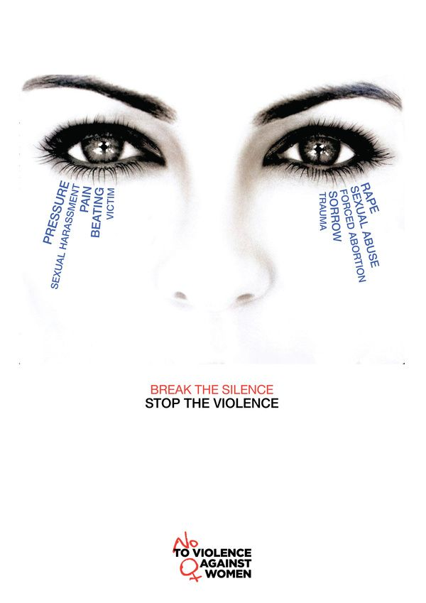 Poster - How To End Violence Against Women And Children ...