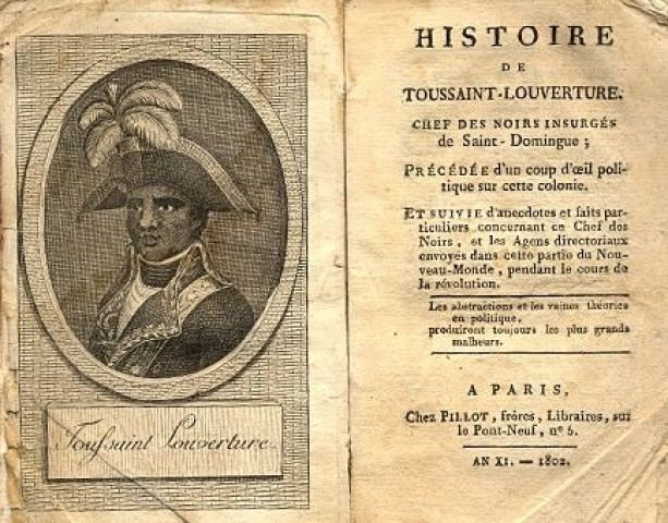 Des 1801 Napoleon Bonaparte Souhaite Remettre Sur Pieds Un Systeme Colonial Et Esclavagiste En Haiti Haiti History Modern World History Historical Illustration