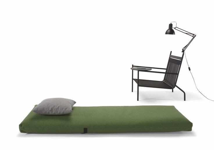 Noir bed