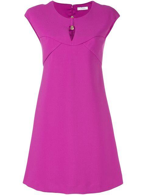 """Versace Collection платье с вырезом """"замочная скважина ..."""