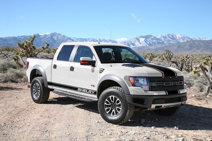 ford raptor bug out truck | The 2013 Ford Shelby F10 SVT Raptor is Big and Badass - Autofluence ...
