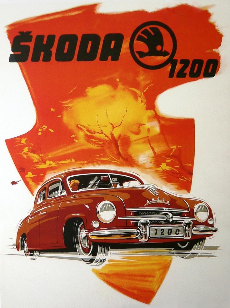Skoda 1200 - Skoda - Škoda Auto