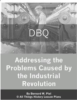 dbq essay on the industrial revolution Write an essay that: ( has a relevant thesis and supports that thesis with evidence from the documents ( uses all of the documents  industrial revolution dbq.