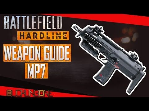 Battlefield Hardline Robbery Weapon Guide - MP7 - http://freetoplaymmorpgs.com/battlefield-hardline-online/battlefield-hardline-robbery-weapon-guide-mp7