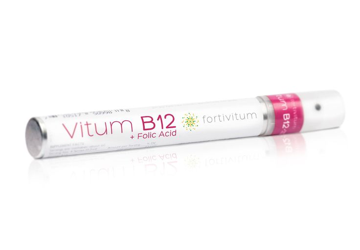 Vitamin B12 Spray + Folic Acid = Improve Your Energy Levels (Vegan)