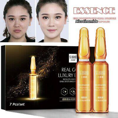 Pores Hyaluronic acid Nicotinamide Ampoule Face Es…