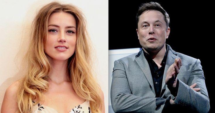 Amber Heard And Elon Musk Relationship Confirmed Following Messy Divorce From Johnny Depp! #AmberHeard, #ElonMusk, #JohnnyDepp celebrityinsider.org #Hollywood #celebrityinsider #celebrities #celebrity #celebritynews