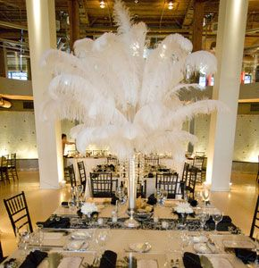 130 Best Feather Wedding Decor Images On Pinterest