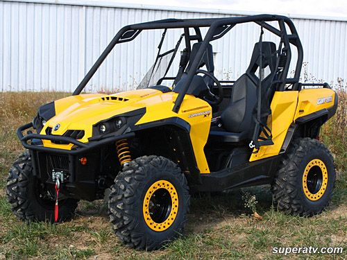 2.5 LIFT KIT FOR CAN-AM COMMANDER #1141.Free Shipping $169.95