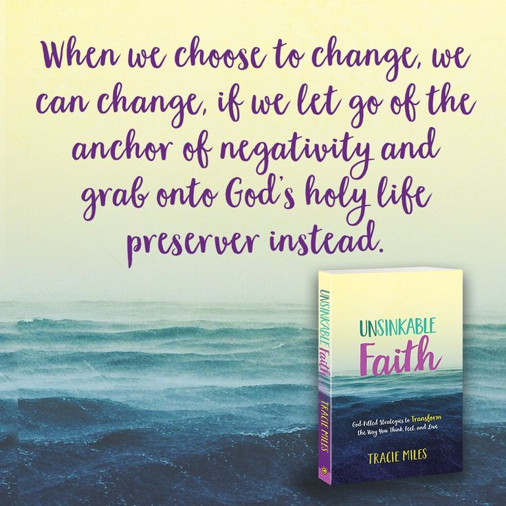 The Countdown to Unsinkable Faith Has Begun!