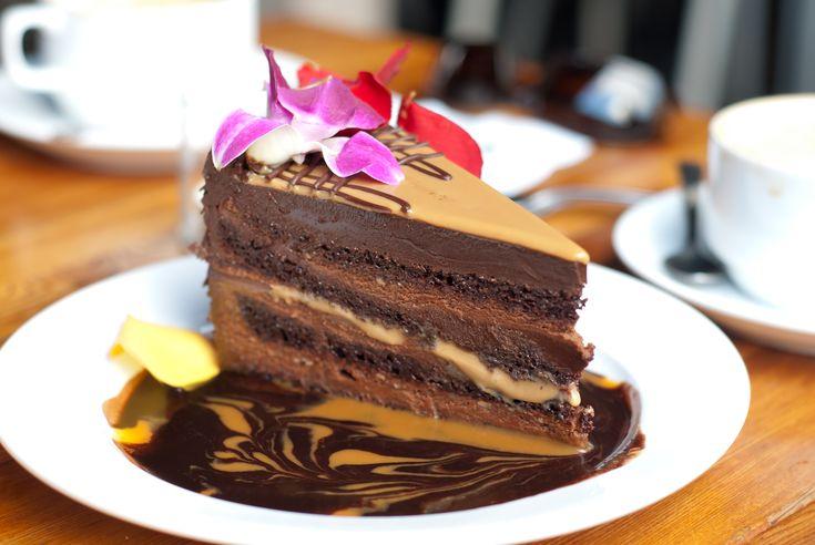 Dulce de leche cake from extraordinary desserts in san diego ca more