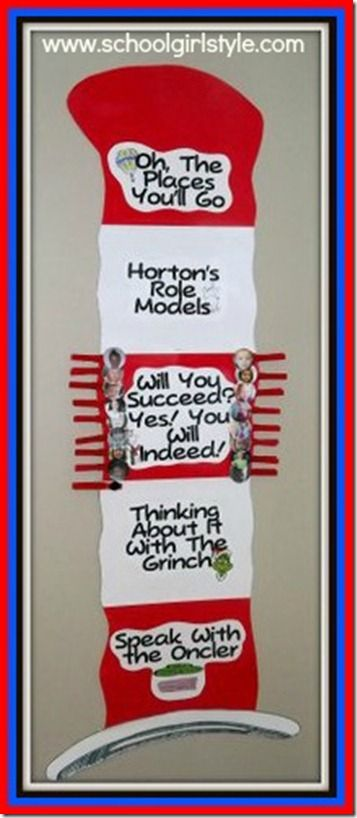 Great Dr. Suess behavior chart! ABOUT SHOP FAQ CLASSROOM THEMES CLASSROOM COUTURE CLASSROOM INSPIRATION ADVERTISE CONTACT Dr. Seuss Inspir