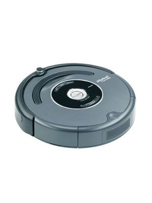 Roomba is great, just got one for mom. Does a great job and we don't have to worry about it.