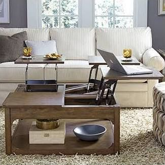 Laptop Coffee Table With Lift And Slide Top Google Search