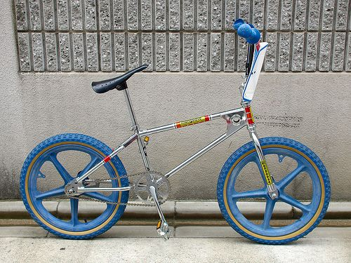 1980 mongoose bmx bike