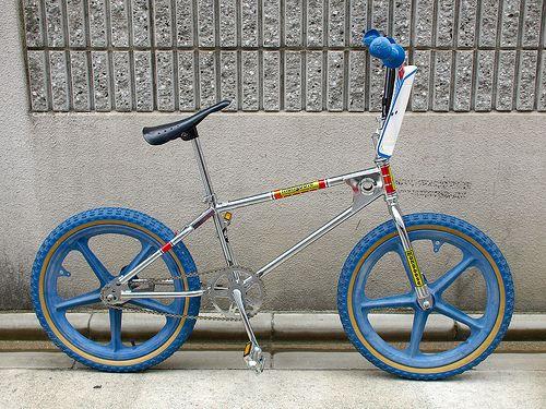 1980 mongoose bmx bike