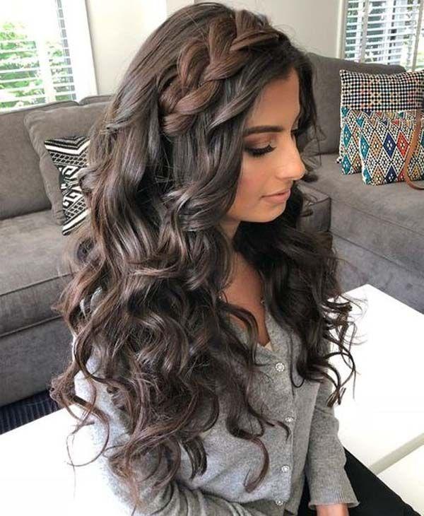 Pin On Girls Hairstyle