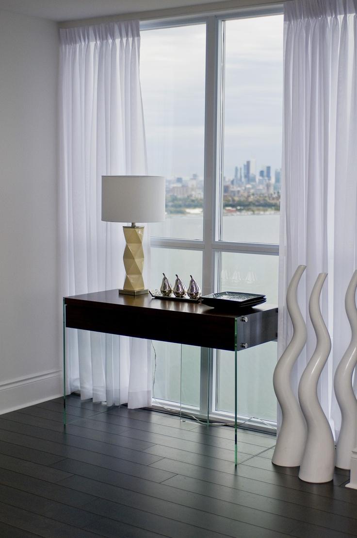 Nautilus Condos Funky Living Room Art