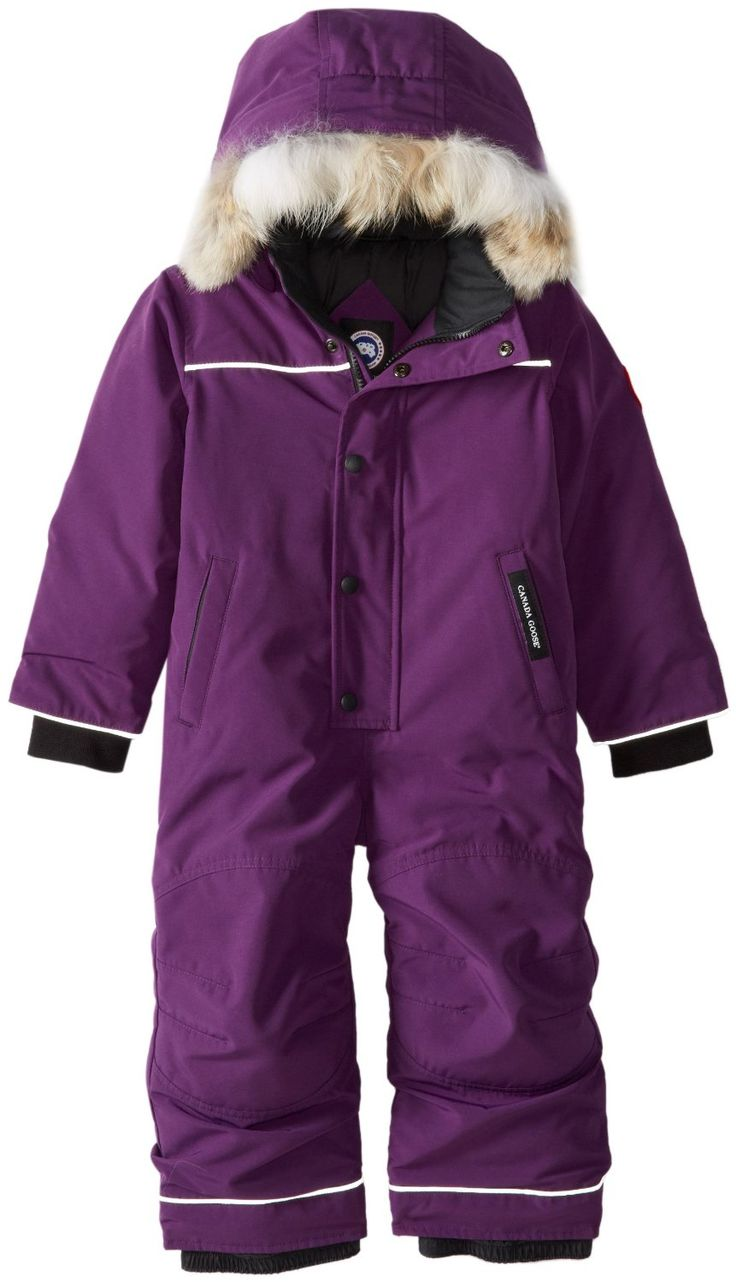 Canada Goose Kids Grizzly Snowsuit   The Grizzly Snowsuit is the perfect addition to your child's winter wardrobe. Along with the Gosling Graduate Read  more http://shopkids.ca/buy-kid-clothes-jelewery-233/