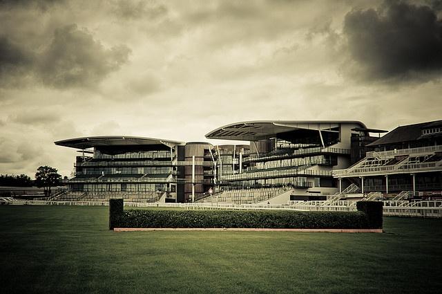 Aintree racecourse.