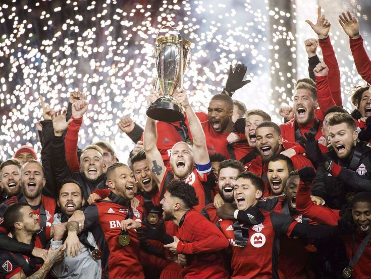 2017 in Photos | CP24.com TORONTO FC WINS MLS CUP -- Hot on the heels of Toronto's Grey Cup win, Toronto FC gave sports fans here one more thing to cheer about with a first-ever MLS Cup championship win on Dec. 09.