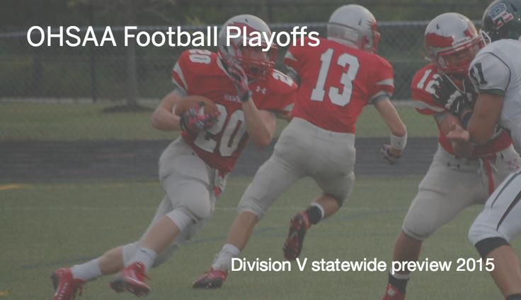 OHSAA football playoffs: Division V statewide preview 2015 (photos, poll, video) - cleveland.com