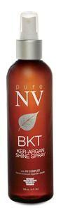 Pure NV BKT Ker-Argan Shine Spray 4 oz