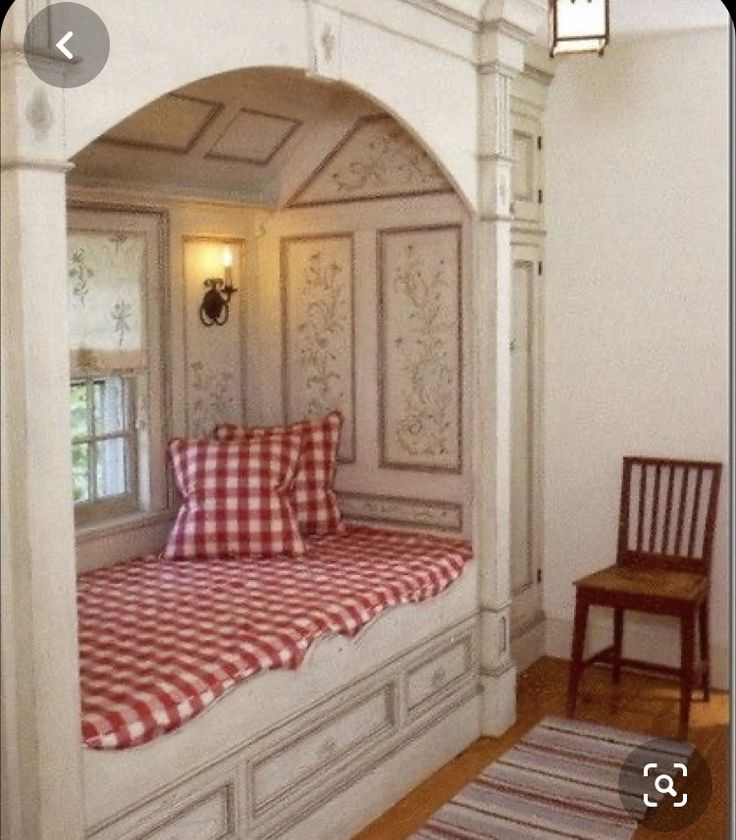 Alcove Bed, Home, Cottage Bed