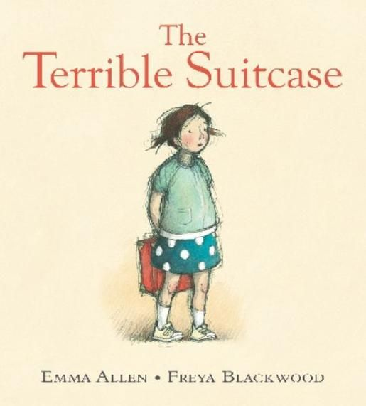 Available for order: The Terrible Suitcase. CBCA 2013 Book of the Year (Early Childhood)