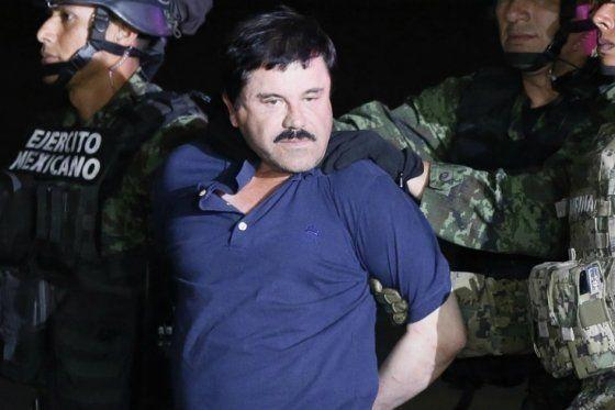 """México Concede Extradición De """"El Chapo"""" Guzmán A EE.UU"""