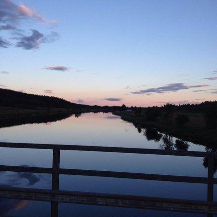 - Bridge and water -  Linnea Kruslock