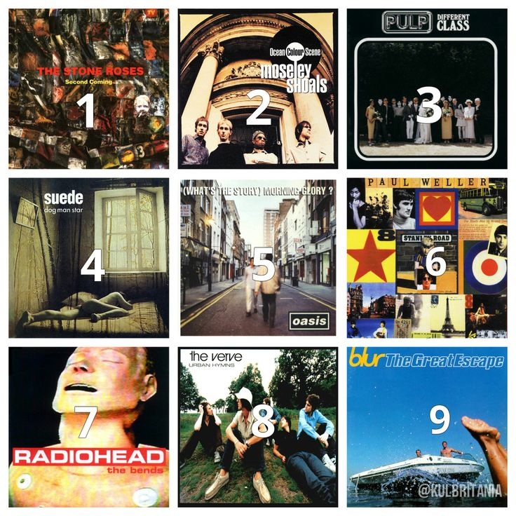 Best 90s album? // Mejor album de los 90?