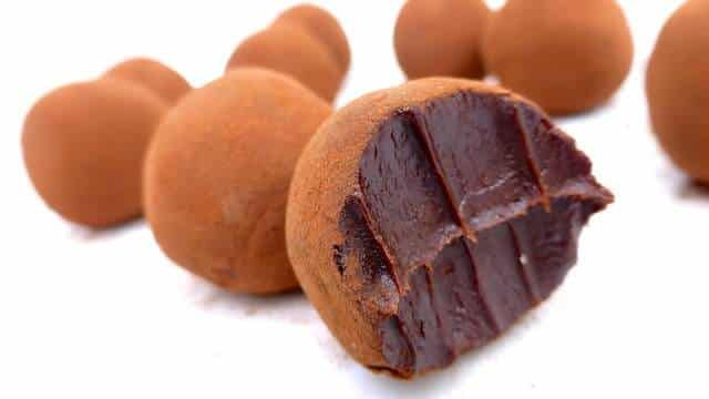 Coffee Chocolate Truffle Recipe