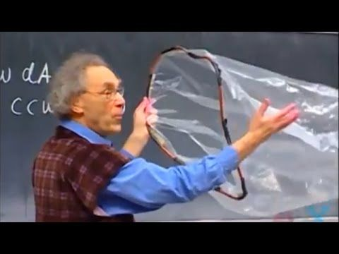 8.02x - Lect 16 - Electromagnetic Induction, Faraday's Law, Lenz Law, SUPER DEMO - YouTube