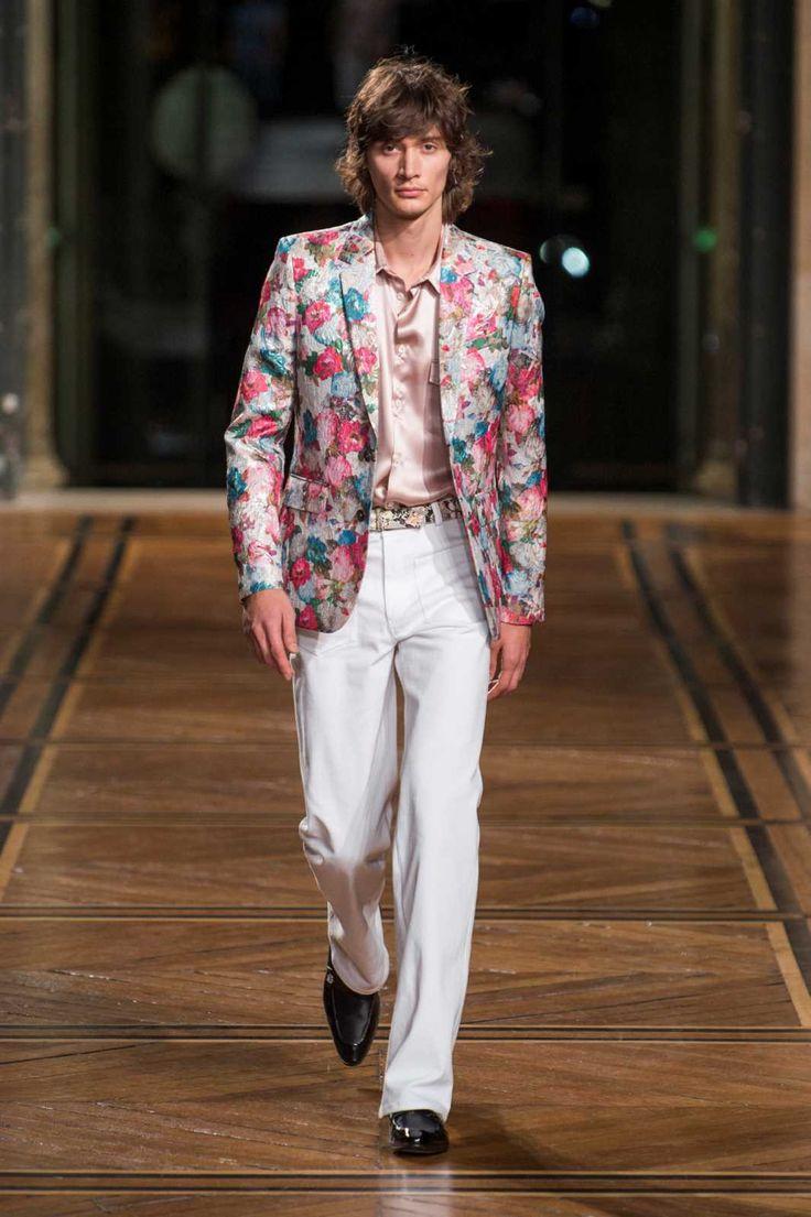 Male Fashion Trends: Paul & Joe Spring-Summer 2018 - Paris Fashion Week