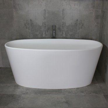 Elissa Freestanding Stone Bath 1600mm