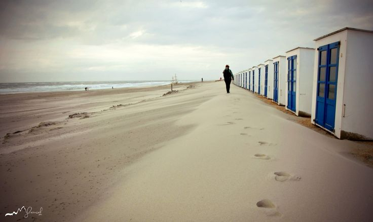 Where do we go? Is it about journey or about destination? #Texel island #Netherlands