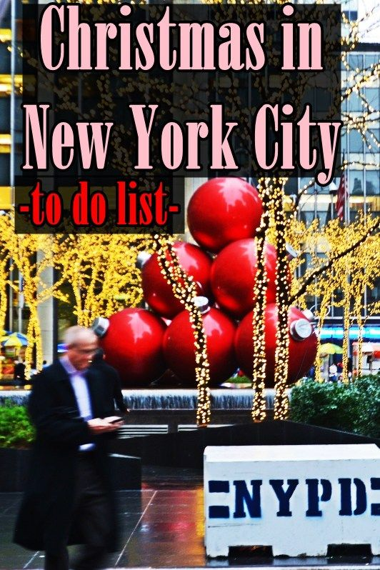 """If I had to choose one city in the world to spend Christmas every single year, it would definitely be New York City. I wanted to visit the American metropolis during the winter holidays since I was a child, from the first viewing of the film """"Home Alone 2: Lost in New York"""" where Kevin McCallister introduced us to the warm atmosphere of the city and made us dream of the Christmas tree in Rockefeller Center, and the winter landscapes of Central Park."""