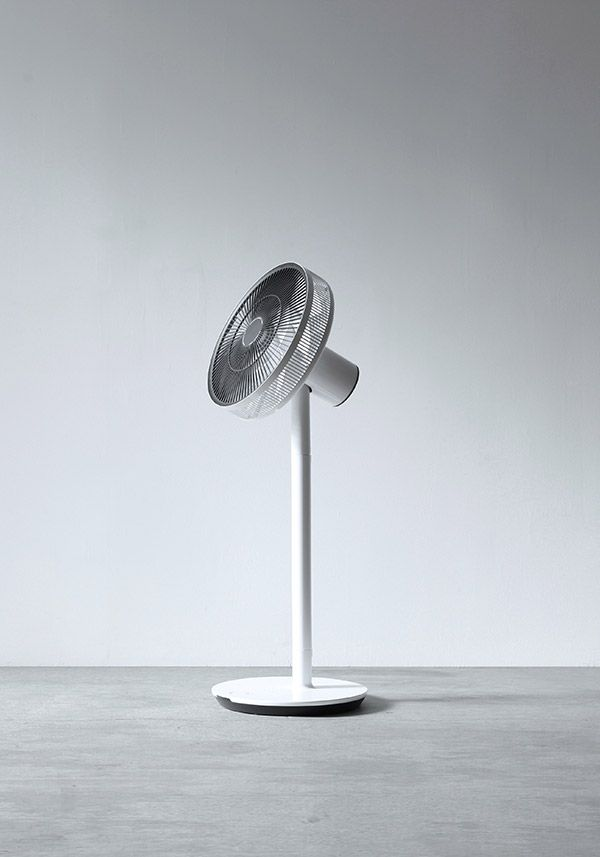 BALMUDA GreenFan2 | 自然の風を、最小の電力で。