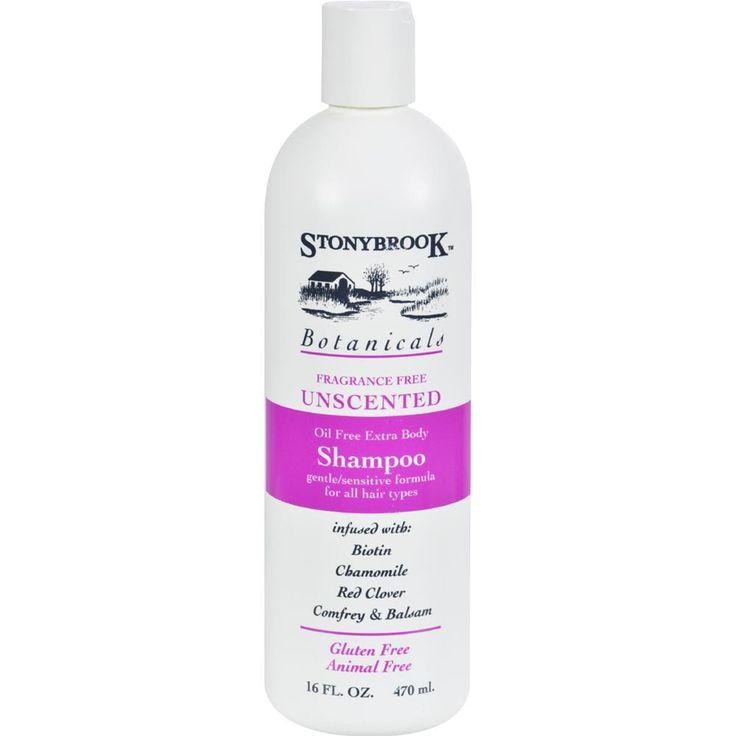 Stoney Brook - Unscented Shampoo ( 2 - 16 FZ)-BHA