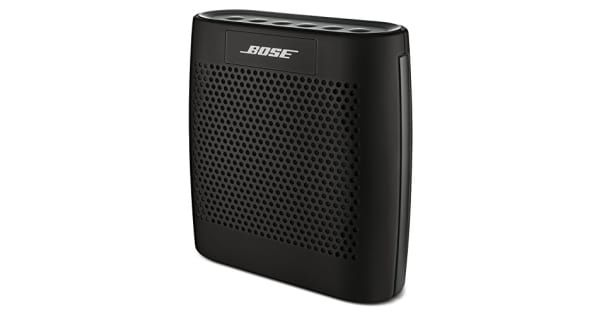 Bose SoundLink Color Wireless Bluetooth Speaker (Black) - Buy from Amazon MRP: Rs 9900 Discount: 20% Off Buy Price: Rs 7919