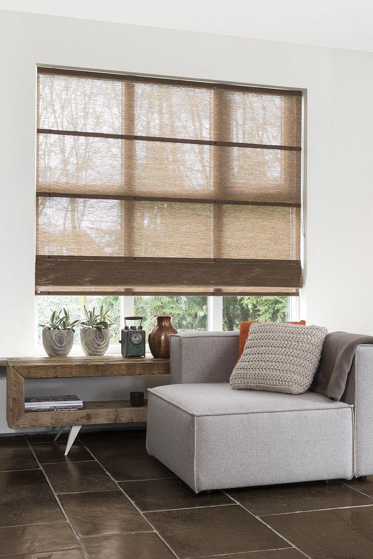 Ons tv meubel hier gebruikt voor een shoot van JASNO.   Inspiratie | JASNO shutters, houten jaloezieën en vouwgordijnen in Nederland
