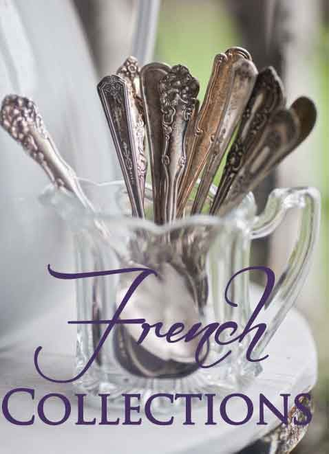 French silverware collections can instantly add charm to any party