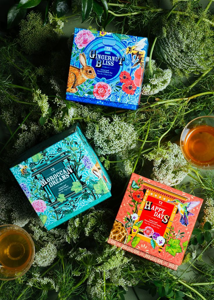 Exotic limited edition teas are here! Stop, sip and transport yourself to a land of endless adventure.