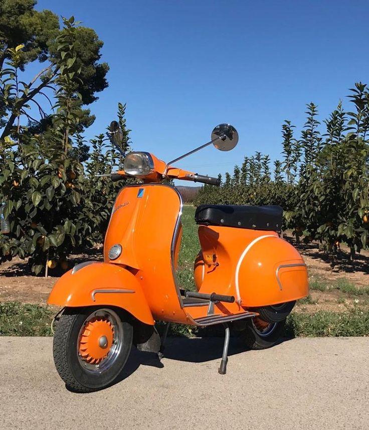 Vespa 150s - 1964