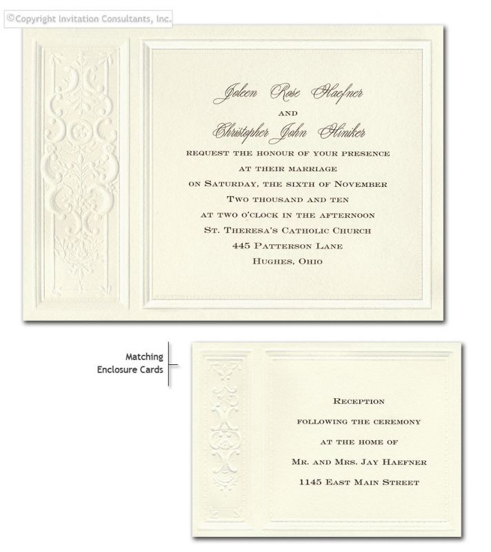 43 best Wedding Invitation images on Pinterest